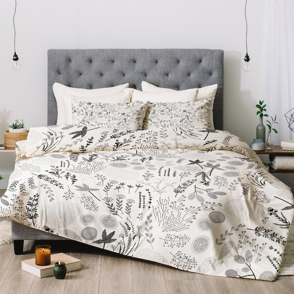 Iveta Abolina Goodness 3 Piece Comforter Set by East Urban Home