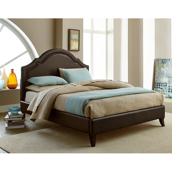 Prenda Upholstered Standard Bed by Darby Home Co