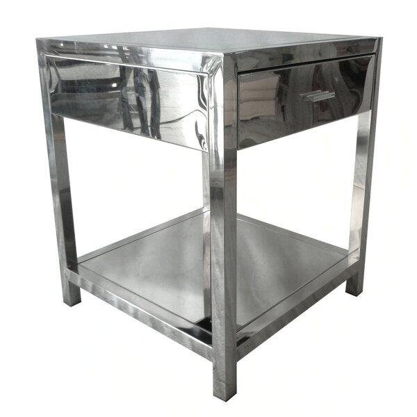 Corleo End Table by Diamond Sofa