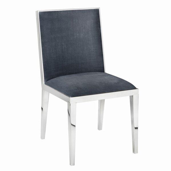 Doolittle Upholstered Dining Chair by Orren Ellis Orren Ellis