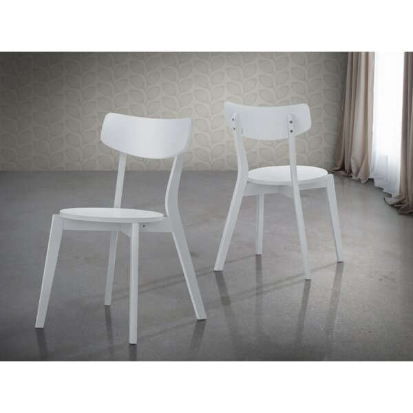 Tre Dining Chair (Set of 2) by Ebern Designs