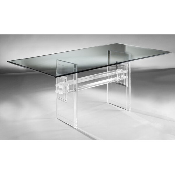 Double H Dining Table by Muniz