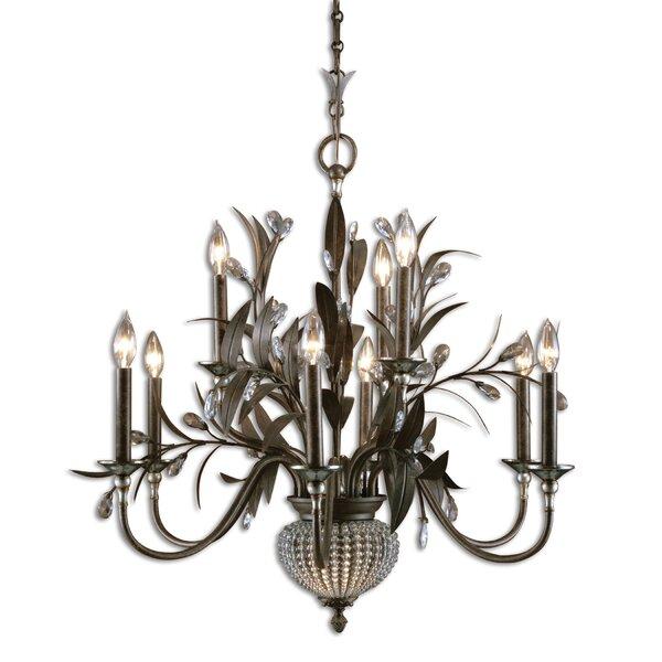 Missenden 9-Light Candle Style Tiered Chandelier by Astoria Grand Astoria Grand