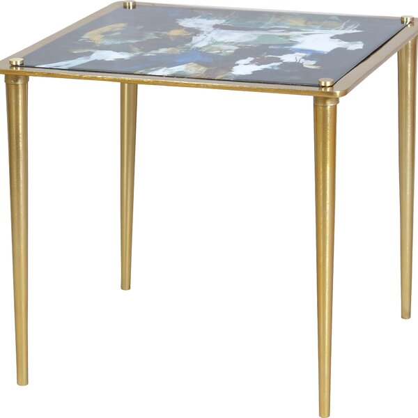 Ellendale End Table By Everly Quinn