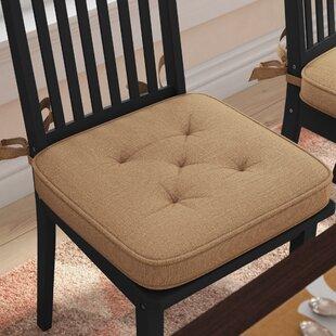 Marvelous Burlap Dining Chair Cushion