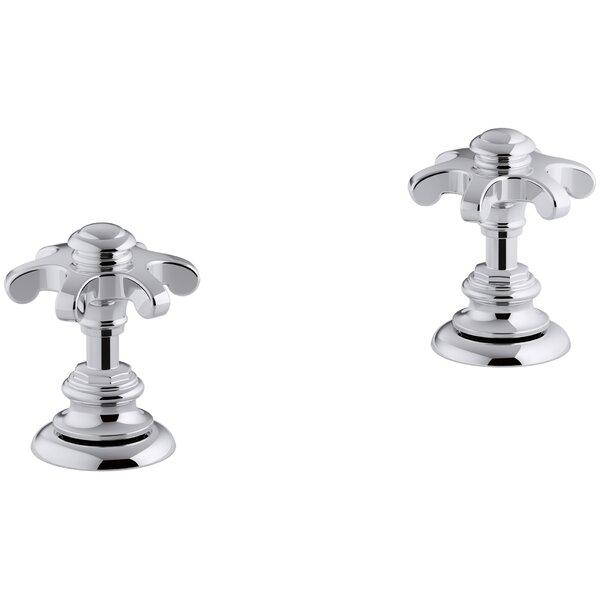 Artifacts Bathroom Sink Prong Handles by Kohler