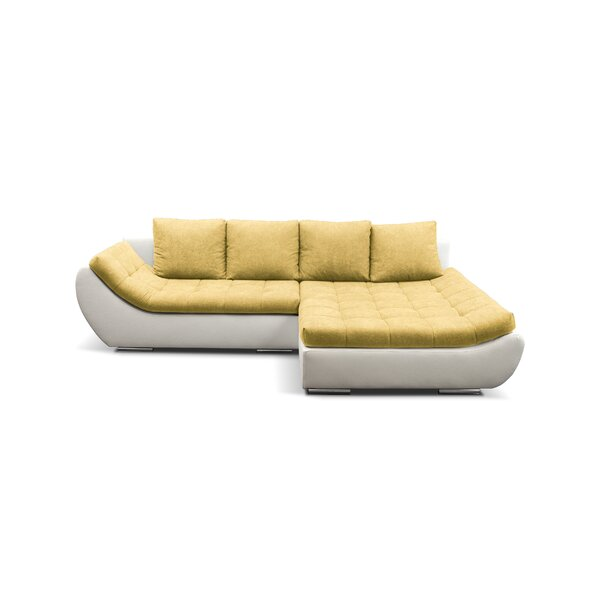 Zaphod Sleeper Sectional By Orren Ellis