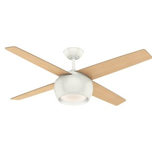 Top Reviews 54 Valby 4 Blade LED Ceiling Fan By Casablanca Fan