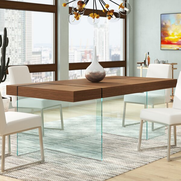Columba Dining Table by Brayden Studio