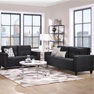 2 Living Room Set by Latitude Run®