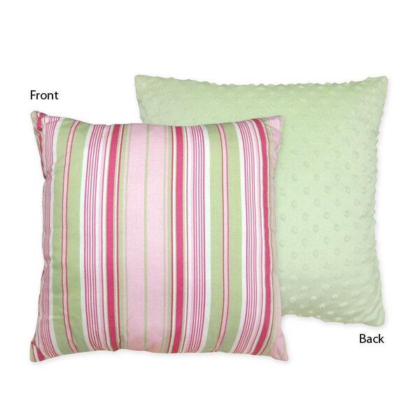 Jungle Friends Throw Pillow by Sweet Jojo Designs