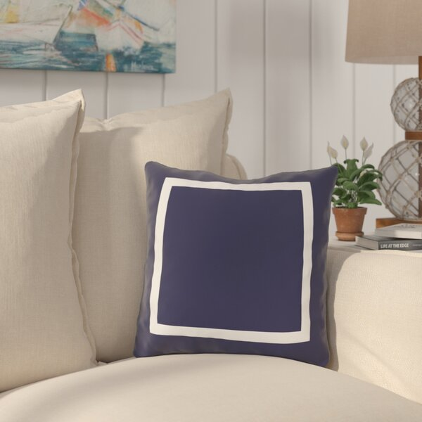 Duchene Open Box Outdoor Throw Pillow by Breakwater Bay