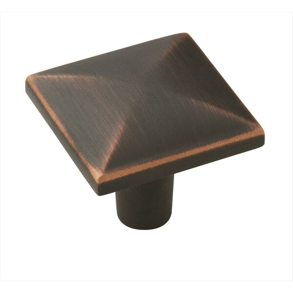 Extensity Square Knob by Amerock