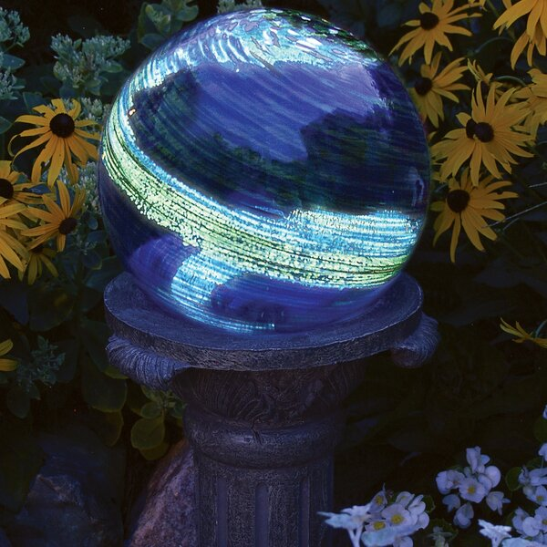 10 Illuminaries Gazing Globe (Set of 2) by Echo Valley