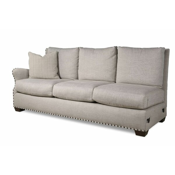 Wythe Left Arm Facing Sofa by Canora Grey