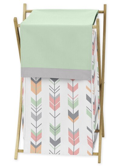 Mod Arrow Laundry Hamper by Sweet Jojo Designs
