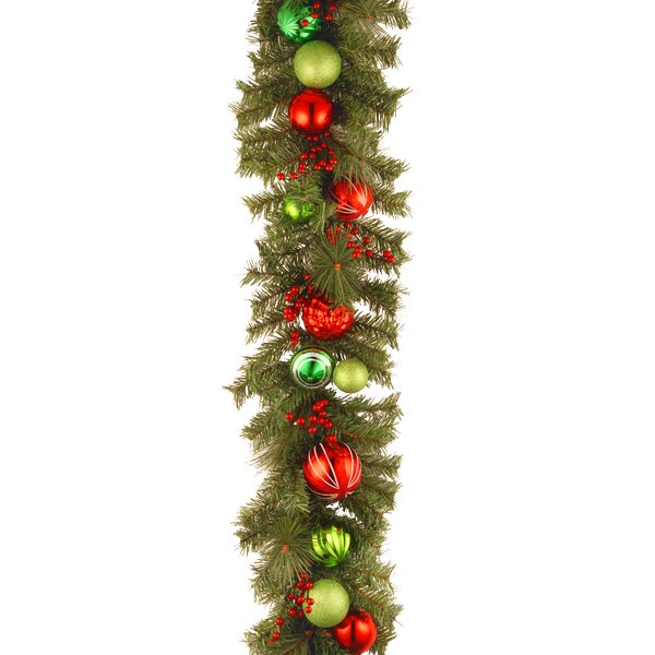 Decorative Garland by Andover Mills