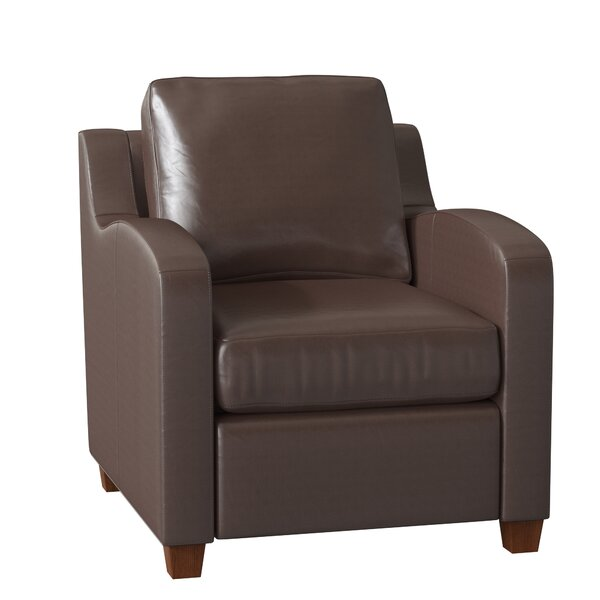 Chelsea Deco Armchair by Omnia Leather Omnia Leather