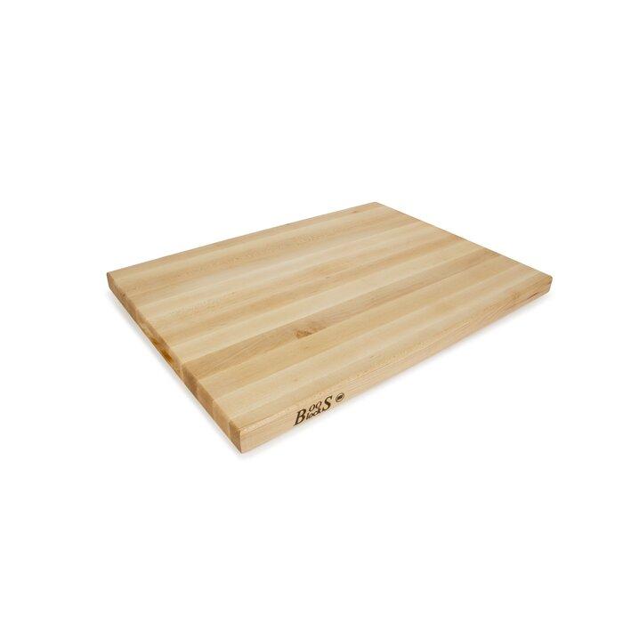 John Boos BoosBlock Wood Cutting Board