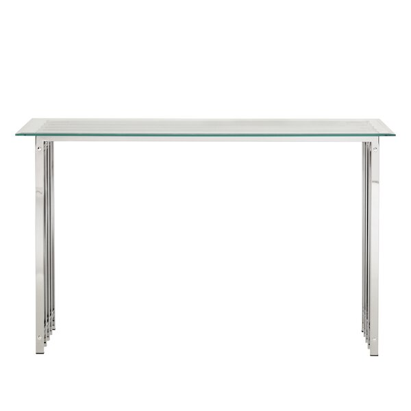 Mervin Console Table by Everly Quinn Everly Quinn