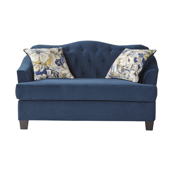 Meade Loveseat by House of Hampton
