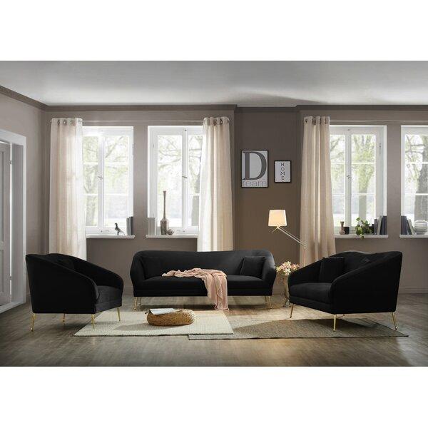Faizan Configurable Living Room Set by Everly Quinn Everly Quinn