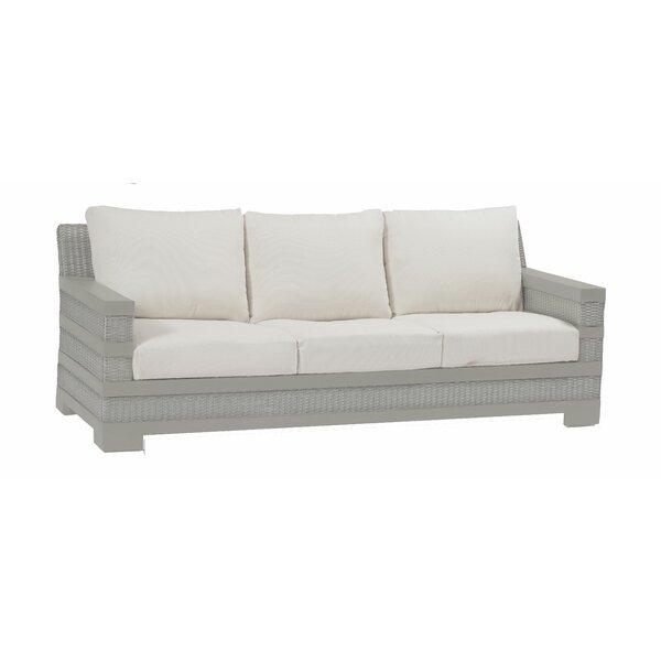 Sierra Patio Sofa with Cushions by Summer Classics