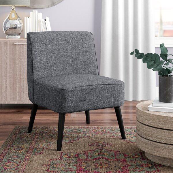 Gerdes Slipper Chair by Wrought Studio
