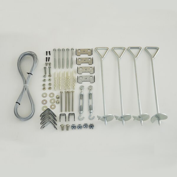 Nature Series Greenhouse Anchor Kit by Palram