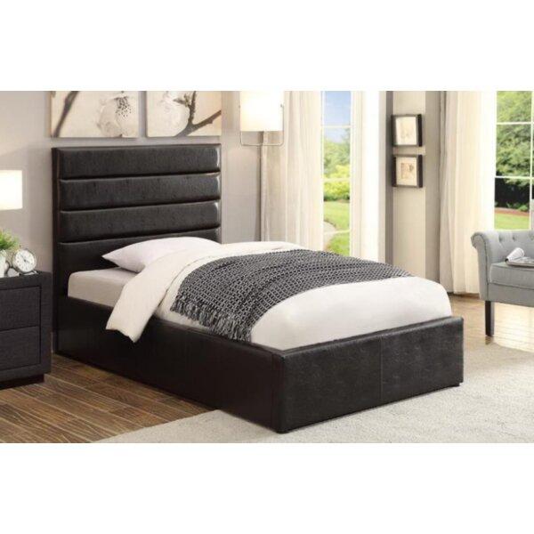 Onshuntay Upholstered Storage Platform Bed by Latitude Run