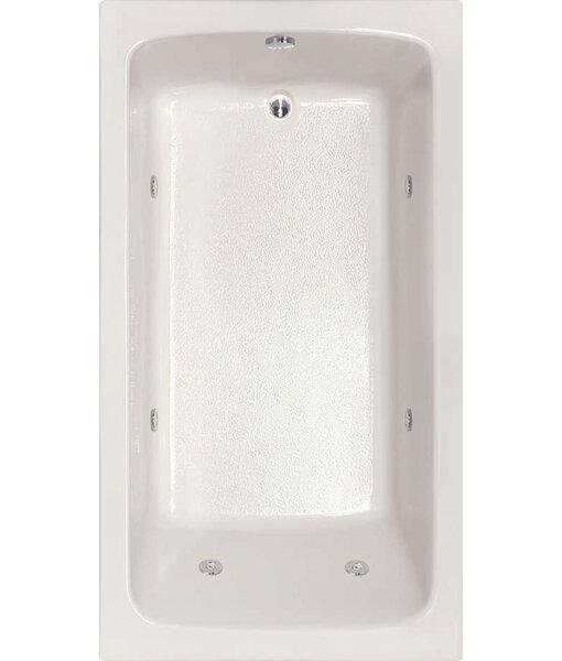 Designer Melissa 72 x 36 Whirlpool Bathtub by Hydro Systems