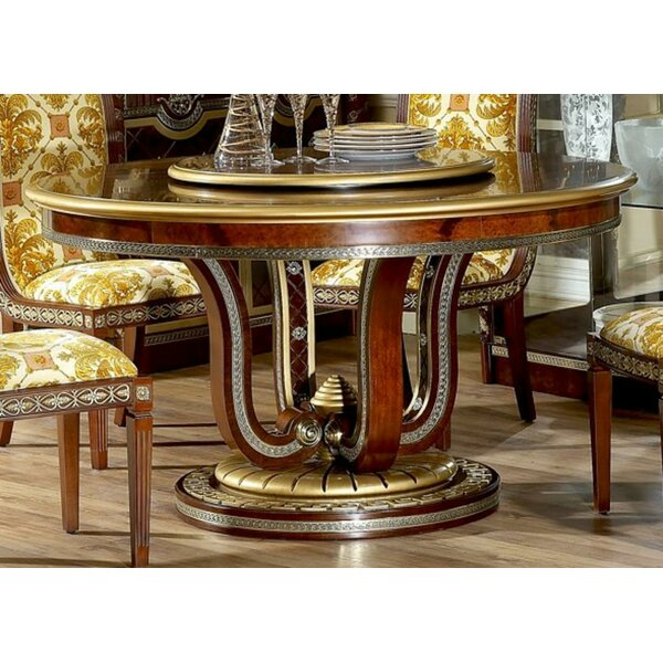Aurora Dining Table by Astoria Grand