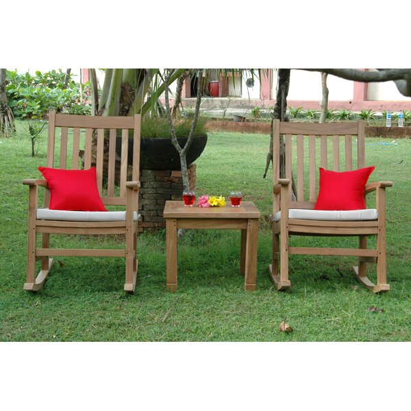 Palm Beach 3 Piece Seating Group by Anderson Teak