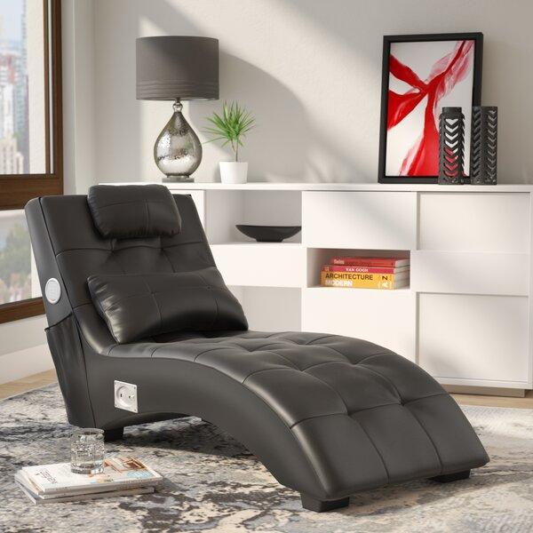 Khronos Chaise Lounge By Latitude Run