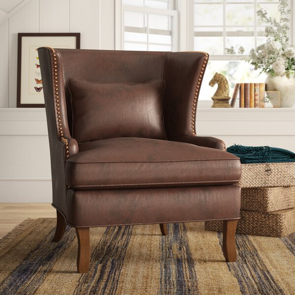 Allensby Wingback Chair by Birch Lane™ Heritage