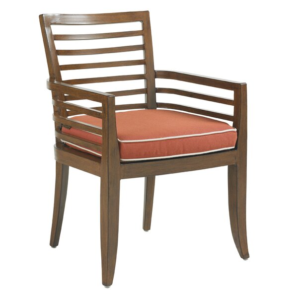 Ocean Club Pacifica Patio Dining Chair with Cushio