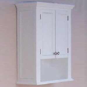 Newport 26.3 W x 34 H Wall Mounted Cabinet by Empire Industries