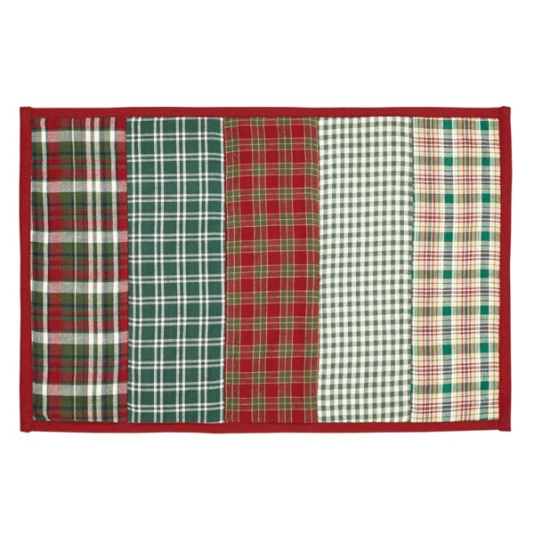 Aubin Placemat (Set of 6) by August Grove