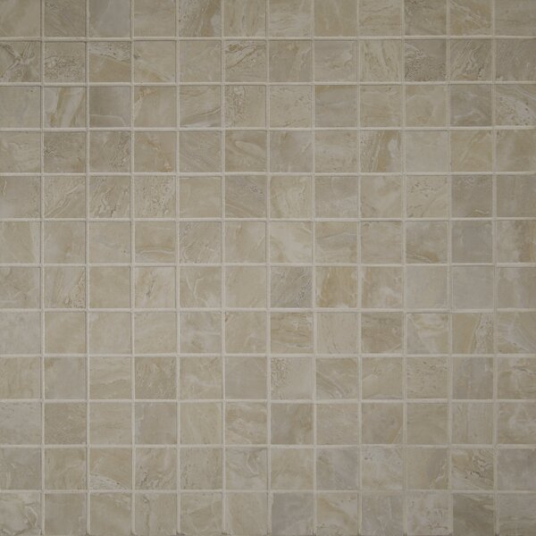 Pietra Onyx Porcelain Mosaic Tile in High Gloss by MSI