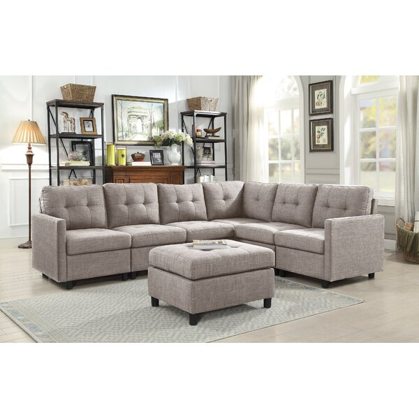 Online Shopping Weybridge Symmetrical Sectional by Ebern Designs by Ebern Designs