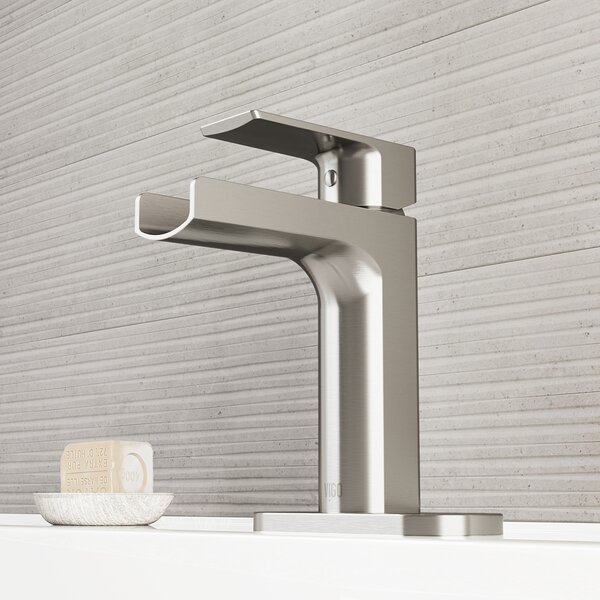 Lleana Single Hole Bathroom Faucet