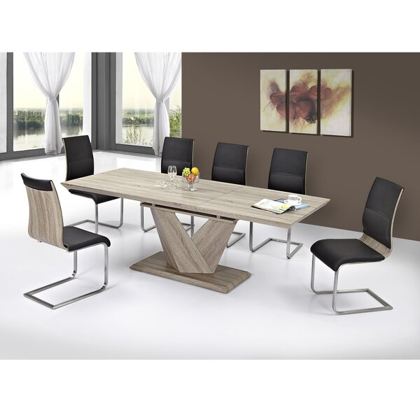 Tobiah 7 Piece Dining Set by Wade Logan Wade Logan
