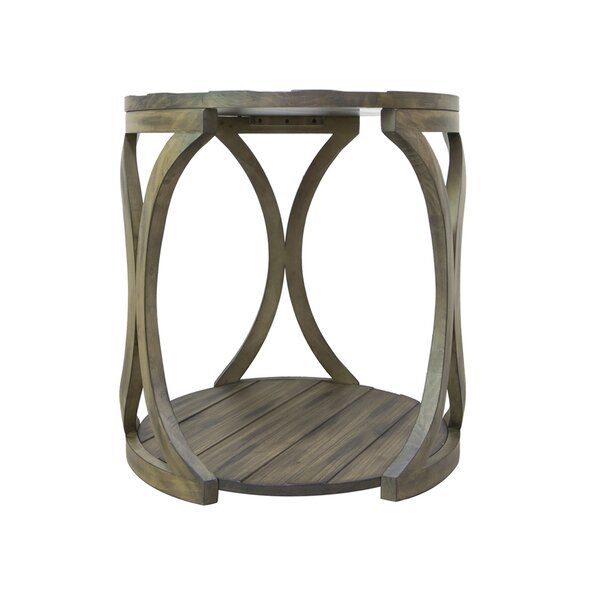 Amskroud End Table by World Menagerie World Menagerie
