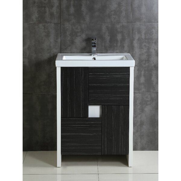 Stephen 24 Single Bathroom Vanity Set by Orren Ellis