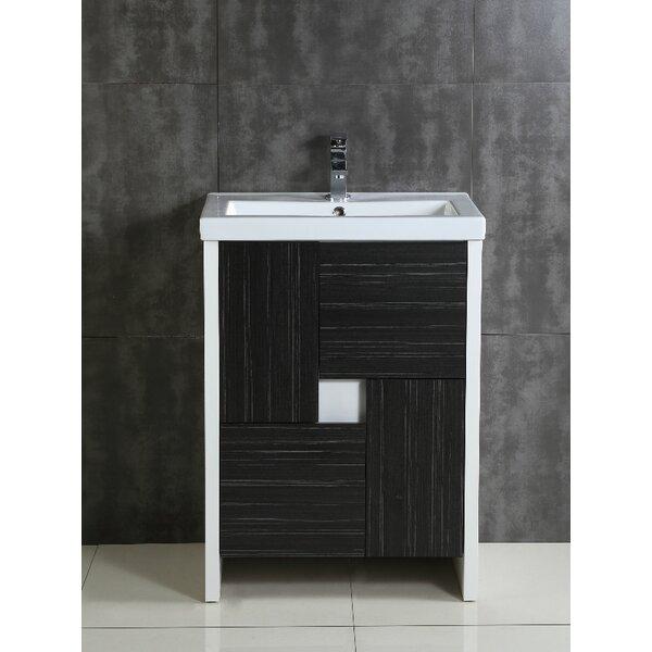 Stephen 24 Single Bathroom Vanity Set by Orren Ellis