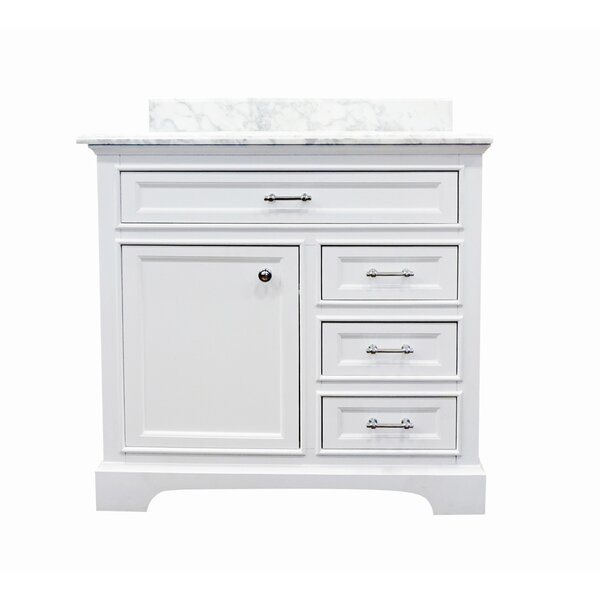 Harkness Modern 36 Single Bathroom Vanity Set by Alcott Hill