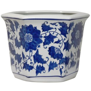Chinese Porcelain Pot Planter