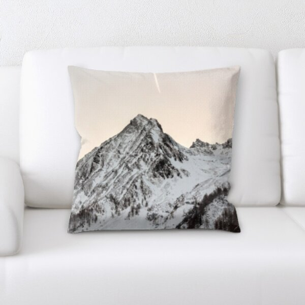 Winter Feeling (71) Throw Pillow by Rug Tycoon