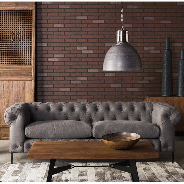 Chic Izzie Chesterfield Sofa by Everly Quinn by Everly Quinn