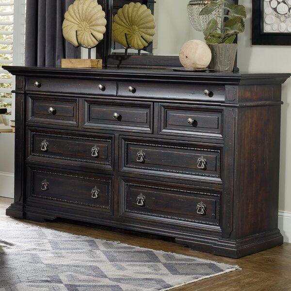 Treviso 9 Drawer Dresser by Hooker Furniture